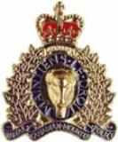 Large RCMP CRESTS