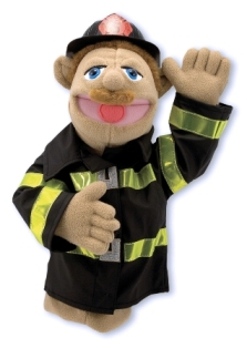 Puppet Fire Fighter