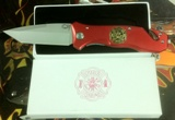 Fire Fighter Folding Knife