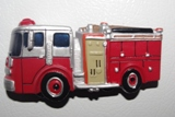 Fire Truck Fridge Magnet
