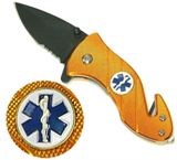 6in AO EMS Rescue Knife