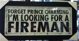 FORGET PRINCE CHARMING